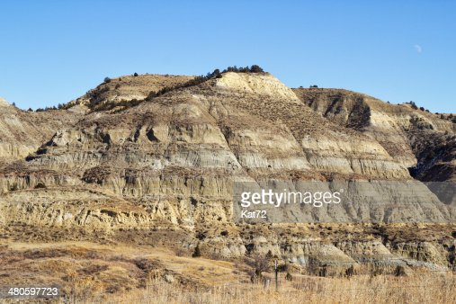 Canyons in spring : Stock Photo