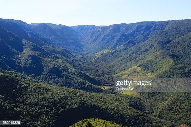 Canyons of the Serra Gaucha