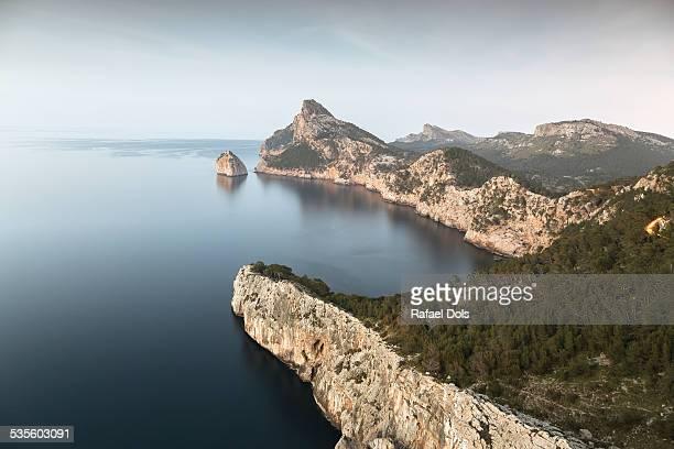 Cap de Formentor seascape