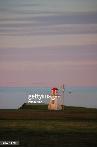 Phare du cap Alright : Foto de stock