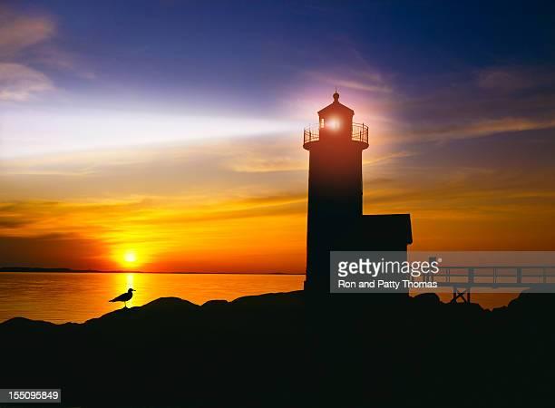 Leuchtturm Cape Ann