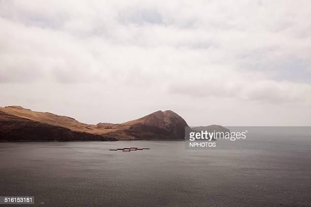 Cape at Madeira island