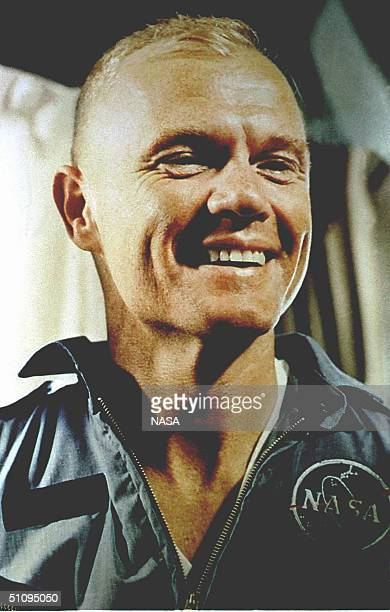 Cape Canaveral Fl Astronaut John Glenn Jr Before Preperations For Launch Aboard Mercury Atlas 6 Feb 20 1962
