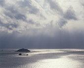 Cape Chikiu, Muroran city, Hokkaido prefecture, Japan