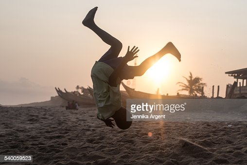 Cape coast somersault