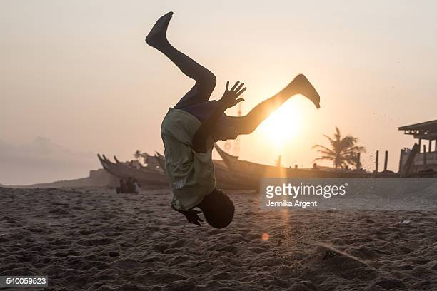 Cape coast somersault