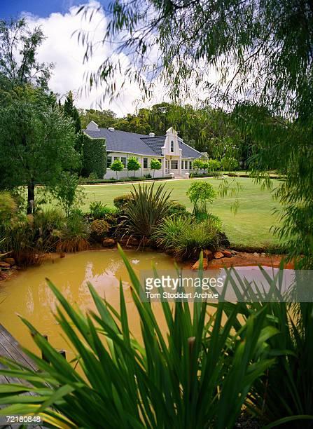 Cape Lodge hotel at Margaret River near Perth in Western Australia
