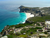 Cape of Good Hope, South Africa, in a sunny day