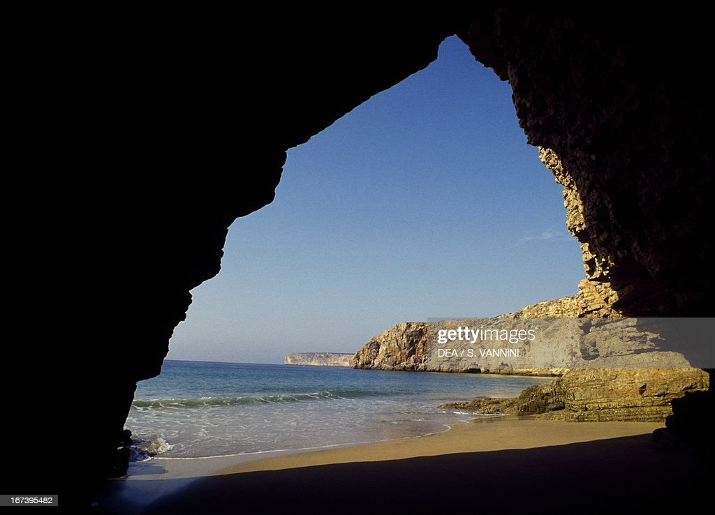 Cape St Vincent Algarve Portugal