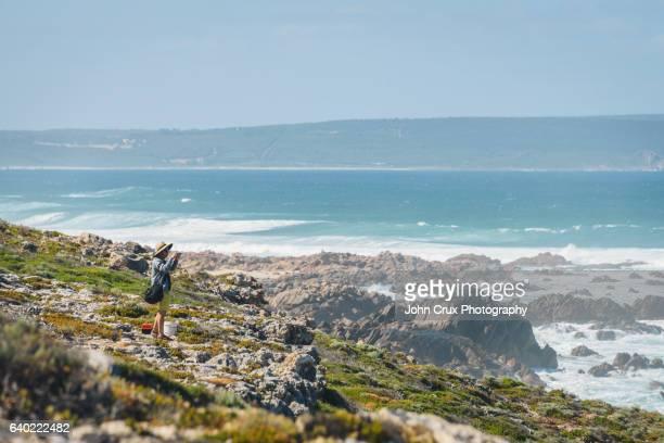 Cape to Cape track tourist