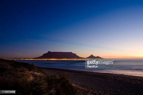 Signal Hill Cape Town Stock Photos And Pictures Getty Images