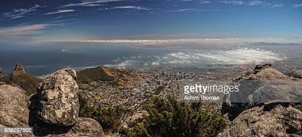 Cape Town Panorama, South Africa, Africa