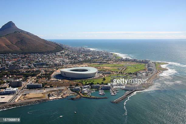 Cape Town Stadium Aerial view