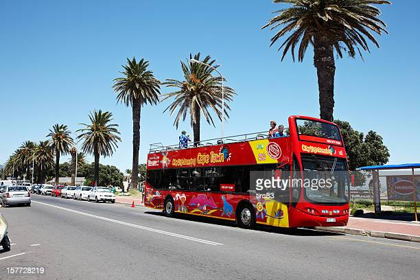 Cape Town tourist bus