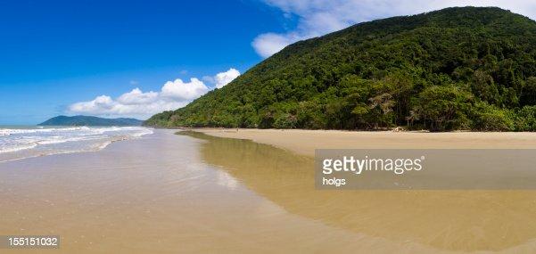 Cape Tribulation Waterfront, Queensland, Australia