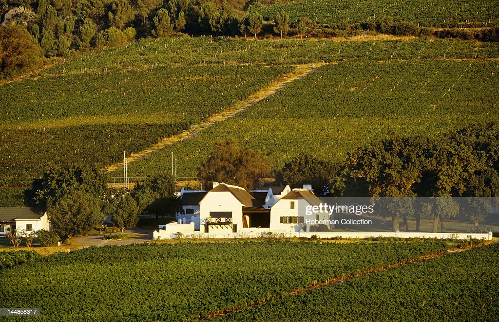 Cape Wine Route Paarl Western Cape