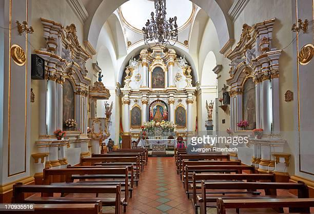 Capilla Virgen de Guadalupe