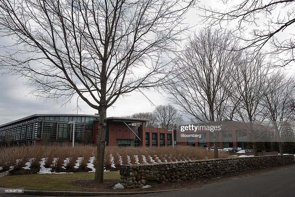 SAC Capital Advisors LP headquarters stands in Stamford, Connecticut, U.S., on Friday, Feb. 22, 2013. U.S. investigators have subpoenaed a 2011 deposition of SAC Capital Advisors LP founder Steven Cohen, whose sworn statements on insider-trading compliance may hurt him as he tries to persuade regulators not to file a lawsuit with the potential to shut his $14 billion firm. Photographer: Victor J. Blue/Bloomberg via Getty Images