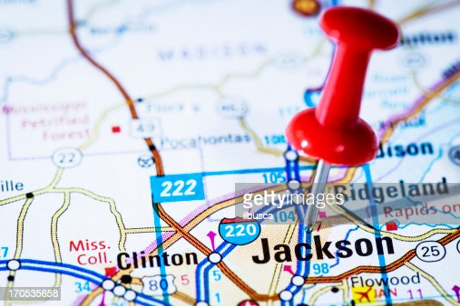 Us Capital Cities On Map Series Raleigh North Carolina Nc Stock - Us 220 map