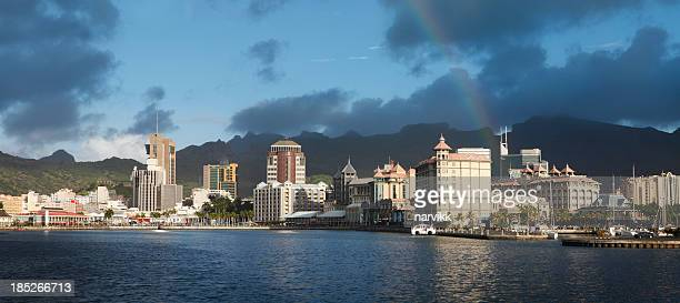 Hauptstadt Port Louis, Mauritius