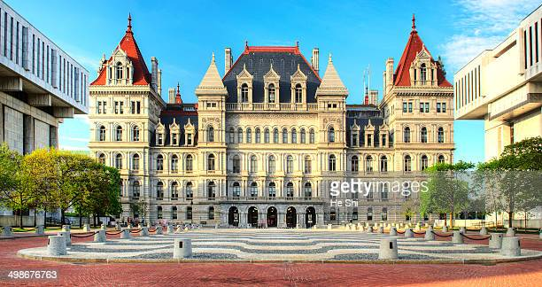 CONTENT] Capitol building of the US state of New York National Register of Historic Place
