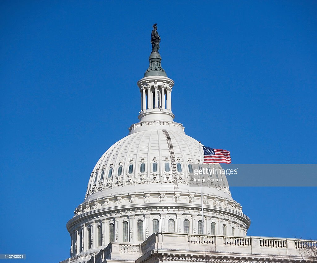 US Capitol building, Washington DC, USA : Stock Photo