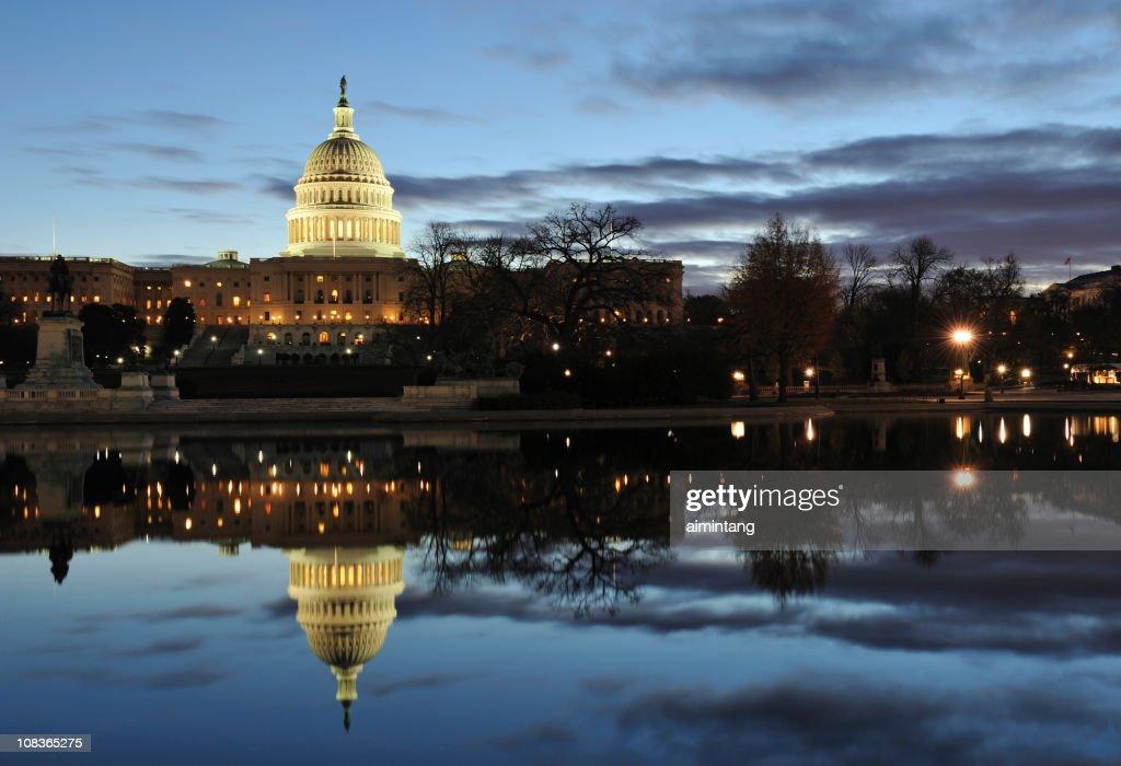 US Capitol : Stock Photo