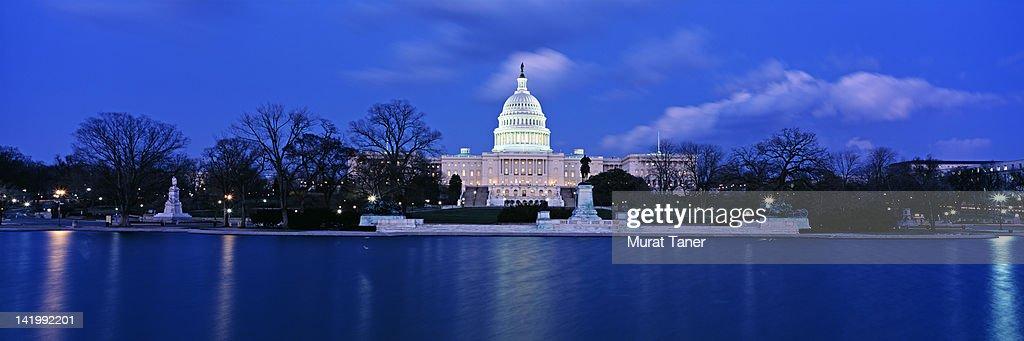 US Capitol, Washington DC : Stock Photo