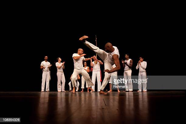 Capoeira.  Brazil