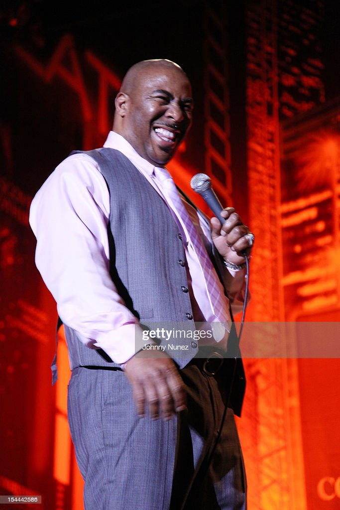 Capone attends Shaquille O'Neal's All Star Comedy Jam at the Best Buy Theater on October 19, 2012 in New York City.