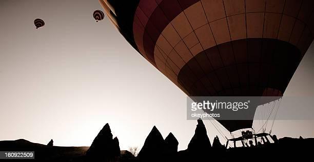 Cappadocia ballon.