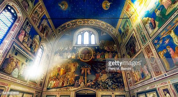 Cappella degli Scrovegni, Padova, Italy