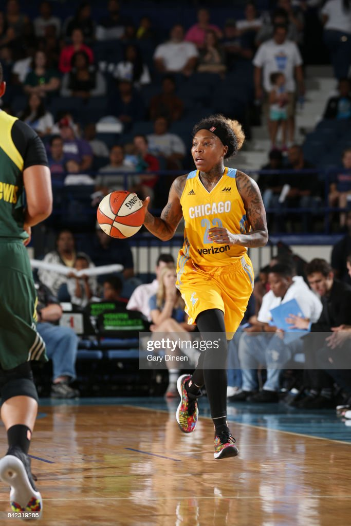 Seattle Storm v Chicago Sky