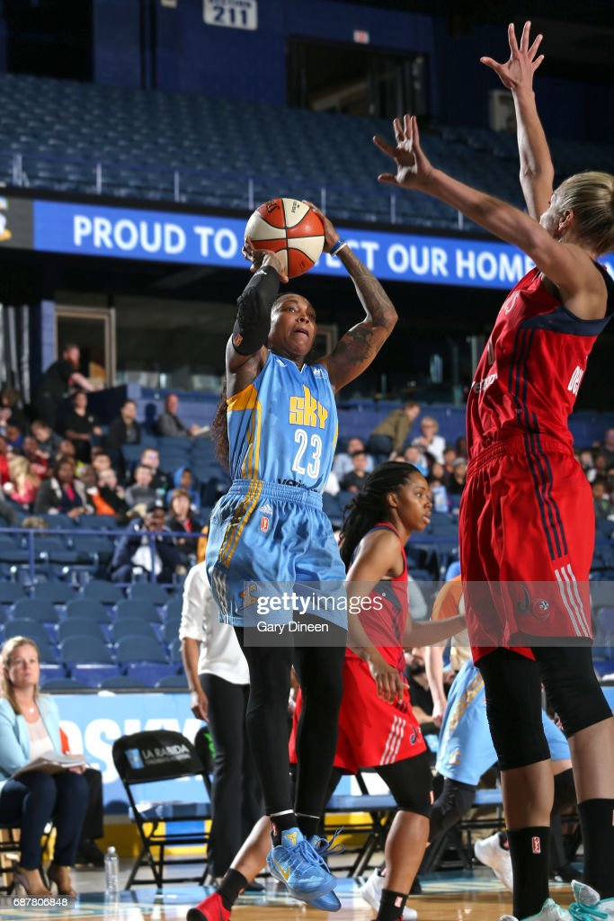 Cappie Pondexter Photo Gallery