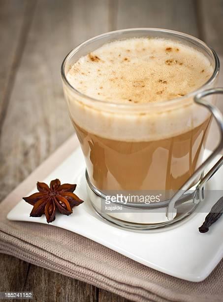 Cappuccino Kaffee