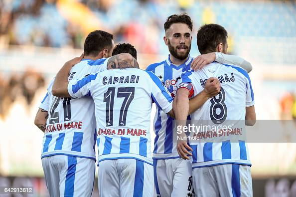 Pescara Calcio v Genoa CFC - Serie A : News Photo