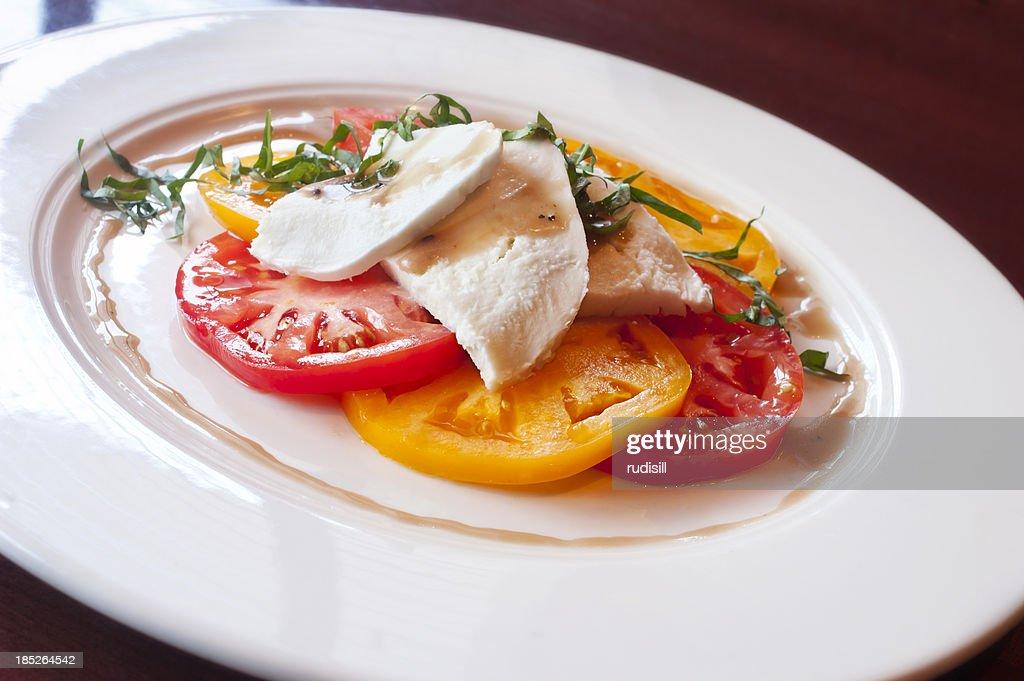 Caprese Salad : Stock Photo