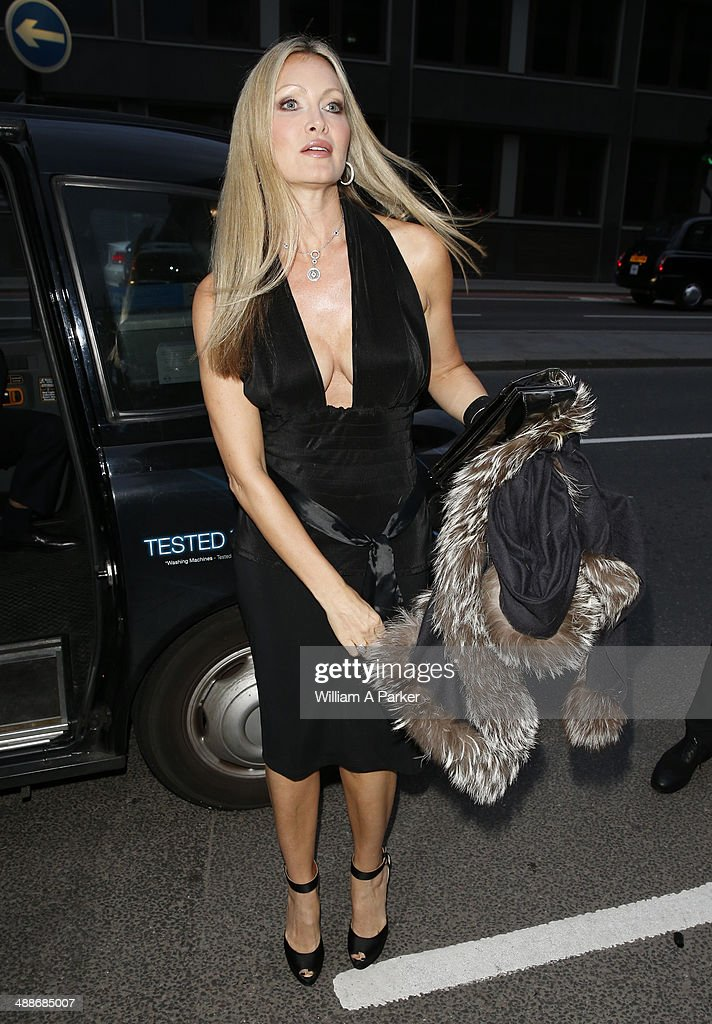 <a gi-track='captionPersonalityLinkClicked' href=/galleries/search?phrase=Caprice+Bourret&family=editorial&specificpeople=202657 ng-click='$event.stopPropagation()'>Caprice Bourret</a> attending Gabrielle's Angel Foundation For Cancer Research Hosts Third on May 7, 2014 in London, England.