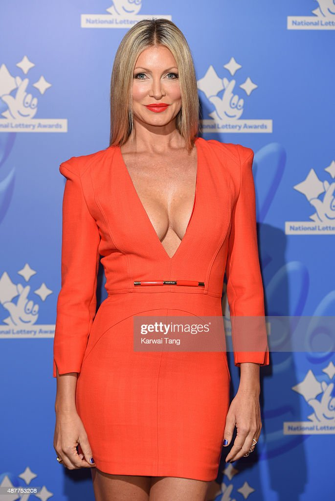 National Lottery Awards - Red Carpet Arrivals