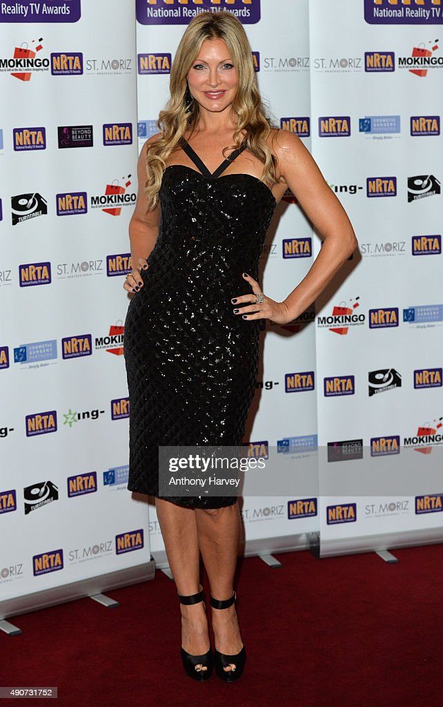 National Reality TV Awards - Red Carpet Arrivals