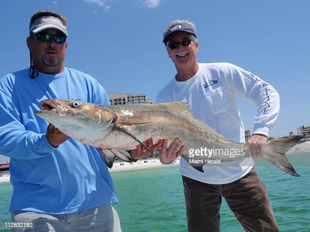 Panama city beach stock photos and pictures getty images for Panama city florida fishing