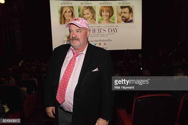 Captain Keith Colburn of 'The Deadliest Catch' attends the Seattle premiere of the film 'Mother's Day' at Cinerama Theater on April 25 2016 in...
