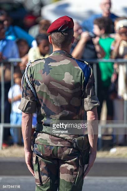 Captain of French Army