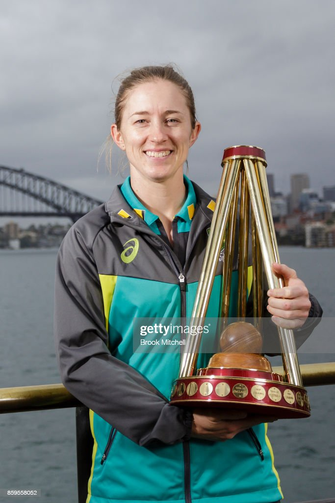 Australian Women's Ashes Squad Announcement