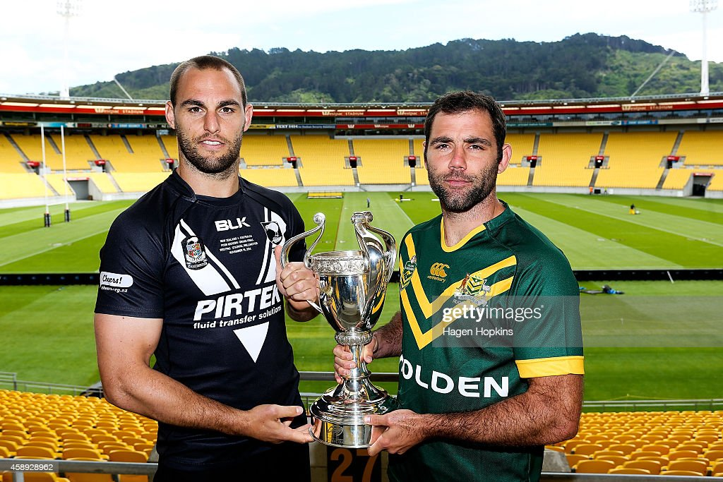 New Zealand & Australia Four Nations Final Joint Press Conference