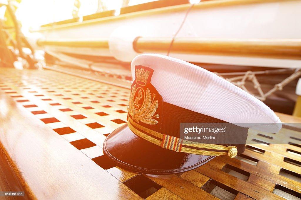 Captain's Hat At Susnet