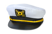 Captain's Hat with Path