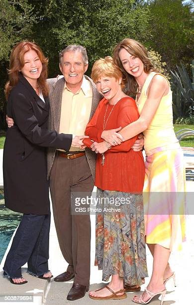 caption Valerie Bertinelli Pat Harrington Jr Bonnie Franklin and MacKenzie Phillips reminisce about their time together on the popular longrunning...
