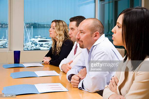 Captive Corporate Audience