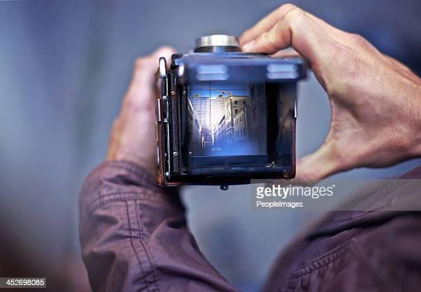Capturing beautiful images